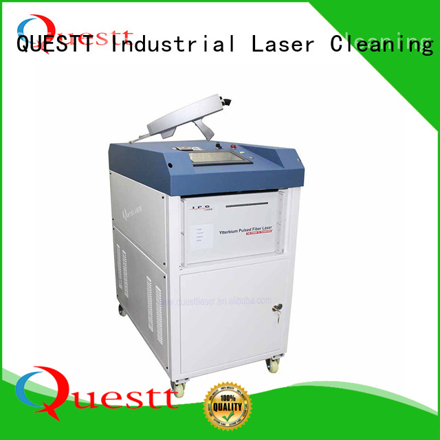 QUESTT High energy cl 1000 laser rust remover factory for Automobile Restoration