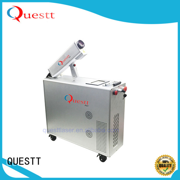 QUESTT laser rust removal machine for sale Factory price For Rust Removal