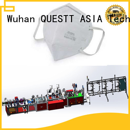 QUESTT continuous production industrial automation manufacturers China 24 hours a day continuous production