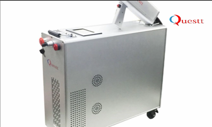 Questt Laser Cleaning Machine for Rust Removal