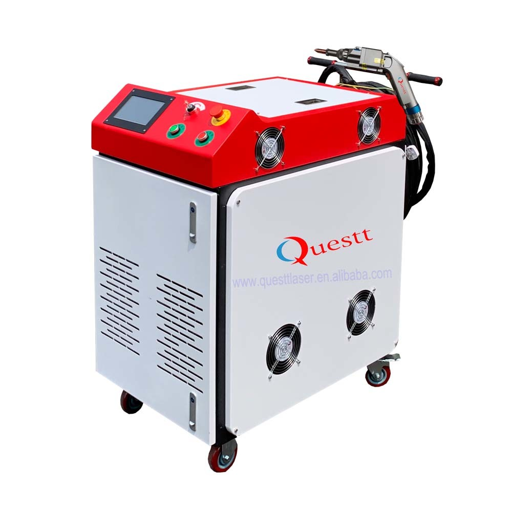 Handheld Fiber Laser Welding Machine For Metal