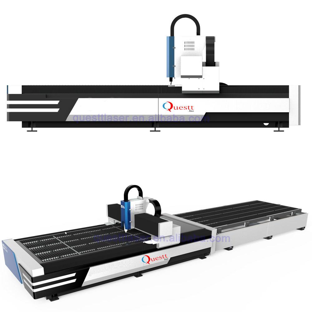 product-QUESTT-6KW Fiber Laser metal Cutting Machine-img