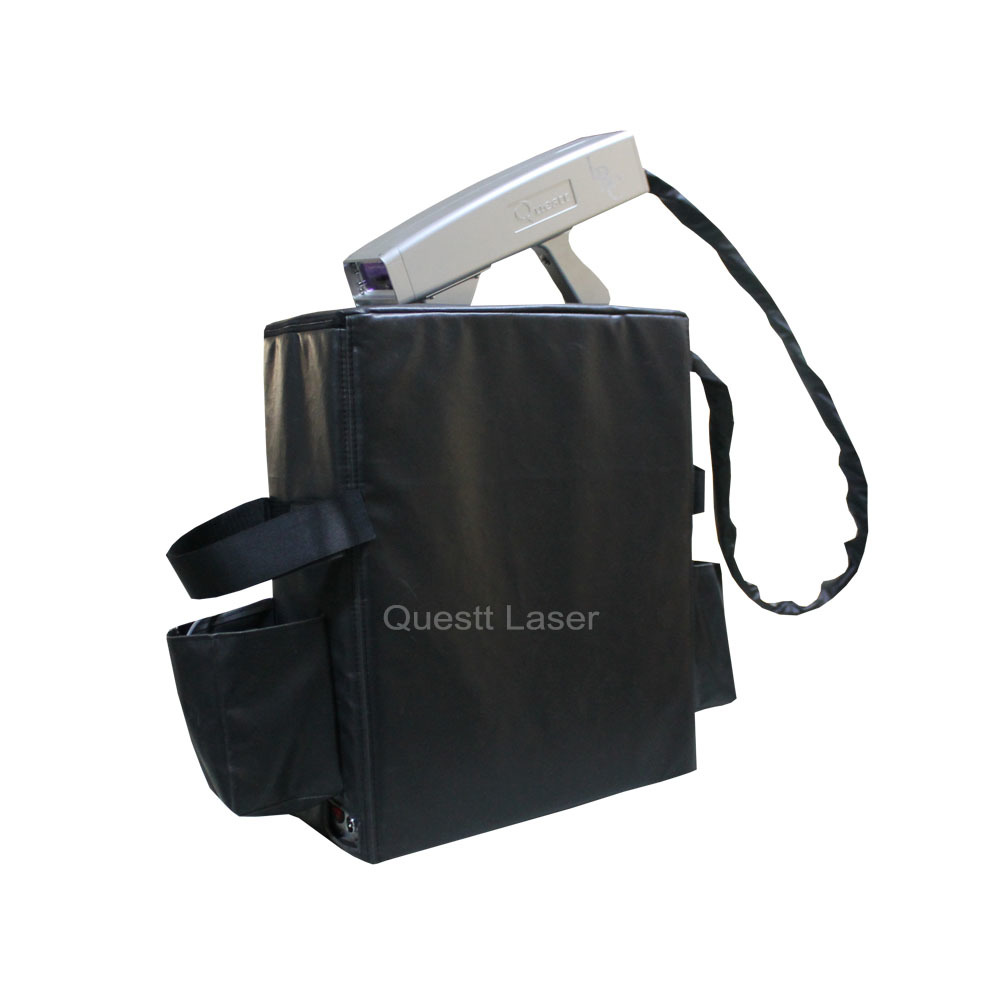 product-QUESTT-Backpack Laser Rust Removal Machine Outdoor Operation 20W 30W 50W 100W-img