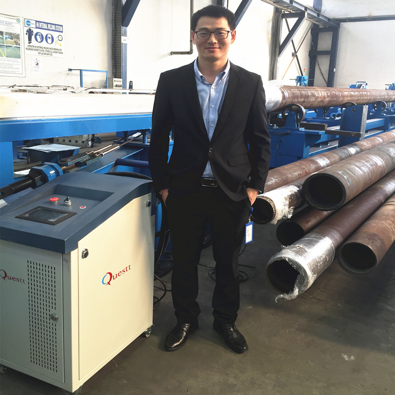 news-200W Laser Cleaning Machine in Indonesia-QUESTT-img