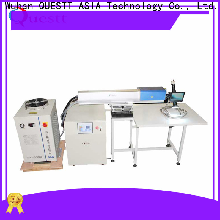 QUESTT p laser cleaning price for business for instrumentation
