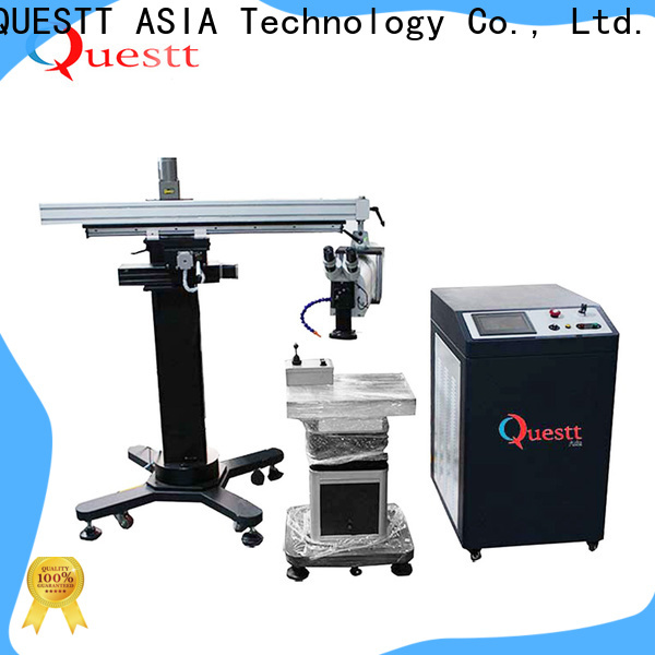 QUESTT Latest laser welding machine for mold repairing manufacturers for autos