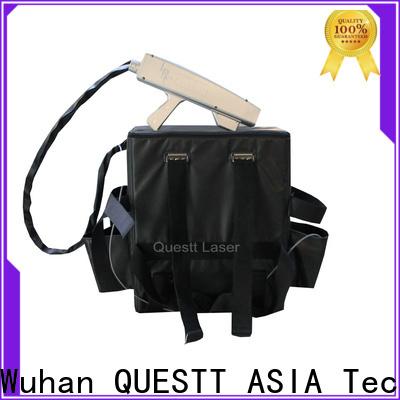 QUESTT handheld laser rust remover for sale supplier for medical