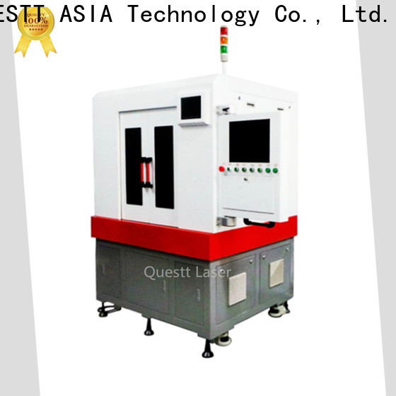 QUESTT acrylic laser cutting machine manufacturers Customized for metal materials