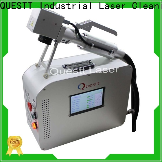 New laser metal cleaning machine For Painting Coating Removal
