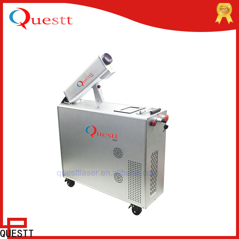 QUESTT Top clean laser 1000 custom for construction, nuclear power