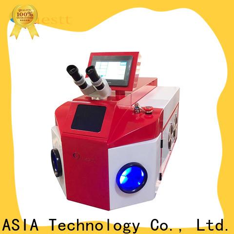 Best laser welding machine price factory for welding of micro parts