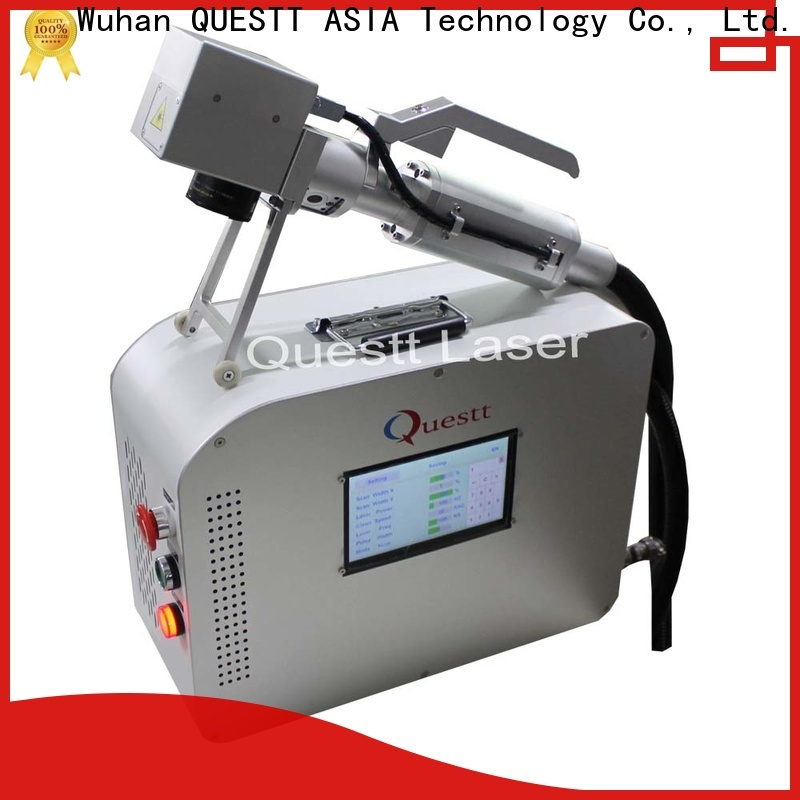 QUESTT High Power p laser 1000w company For Rust Removal