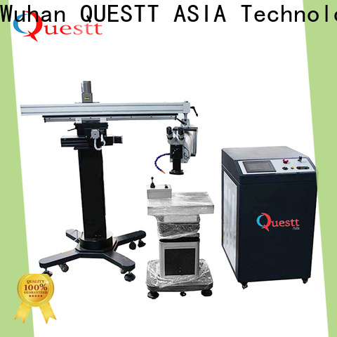 QUESTT High quality laser welding machine for mold repair manufacturers for motors mould making