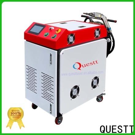QUESTT Custom cnc laser welding machine factory for welding of metals
