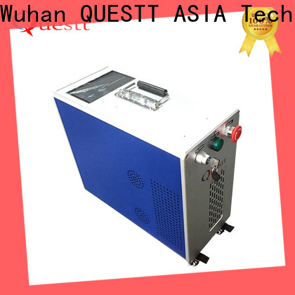 QUESTT laser cleaning high power 1000w price Supply for medical