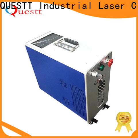 QUESTT laser metal cleaning for sale For Cleaning Painting