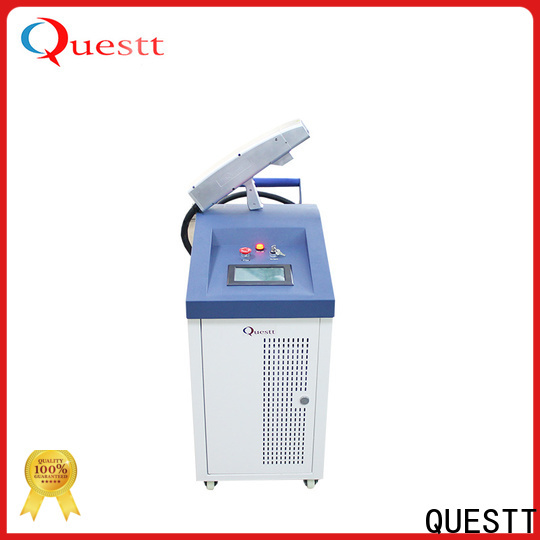 QUESTT laser paint removal tool for sale custom For Cleaning Painting