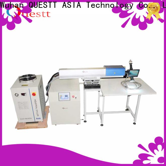 QUESTT Custom cl 1000 laser rust remover factory for welding of tin, copper