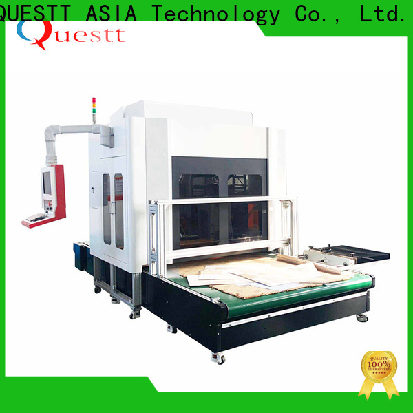 QUESTT widely use 3d laser engraving machine ebay Suppliers for non-metal materials