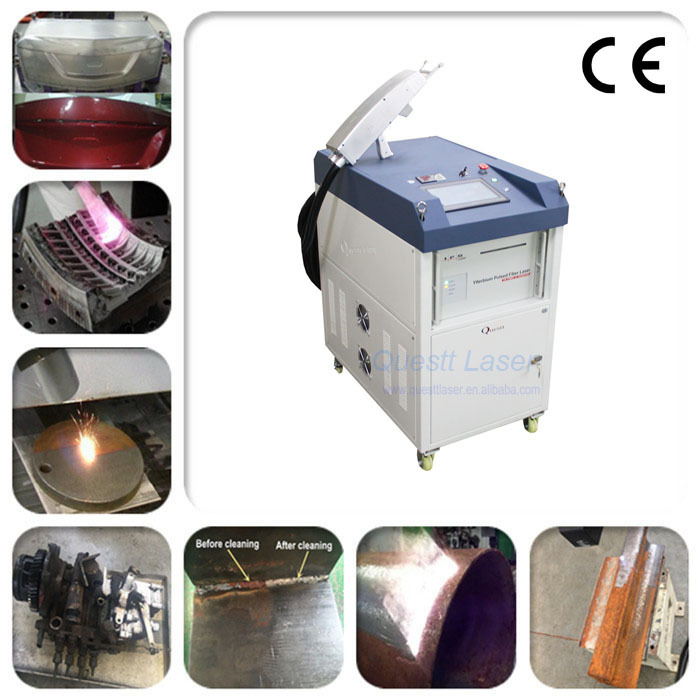 IPG 500W Laser Cleaning Machine