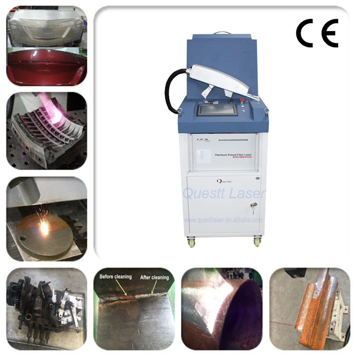 500W IPG CLean Laser Rust Removal Machine