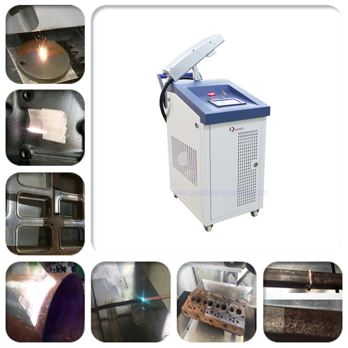 200W Handheld Laser Rust Removal Machine
