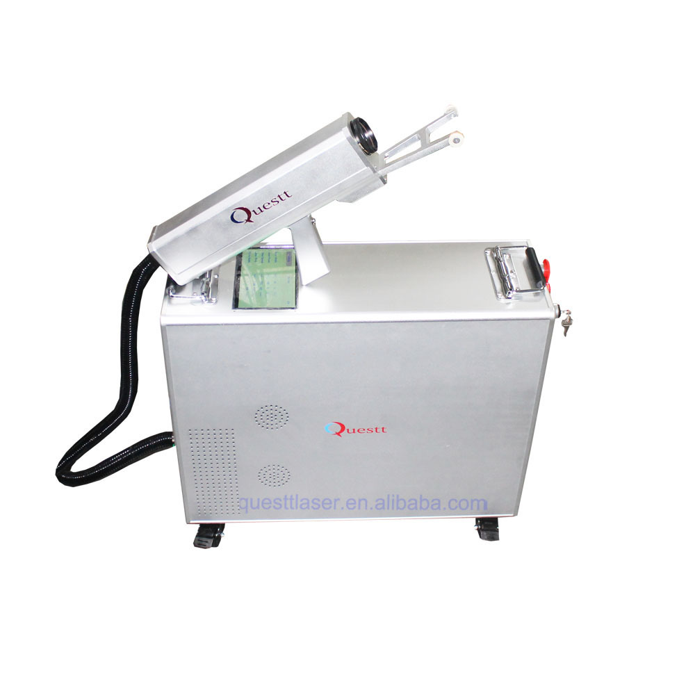 Laser Rust Remover Machine for Cleaning Metal Surface