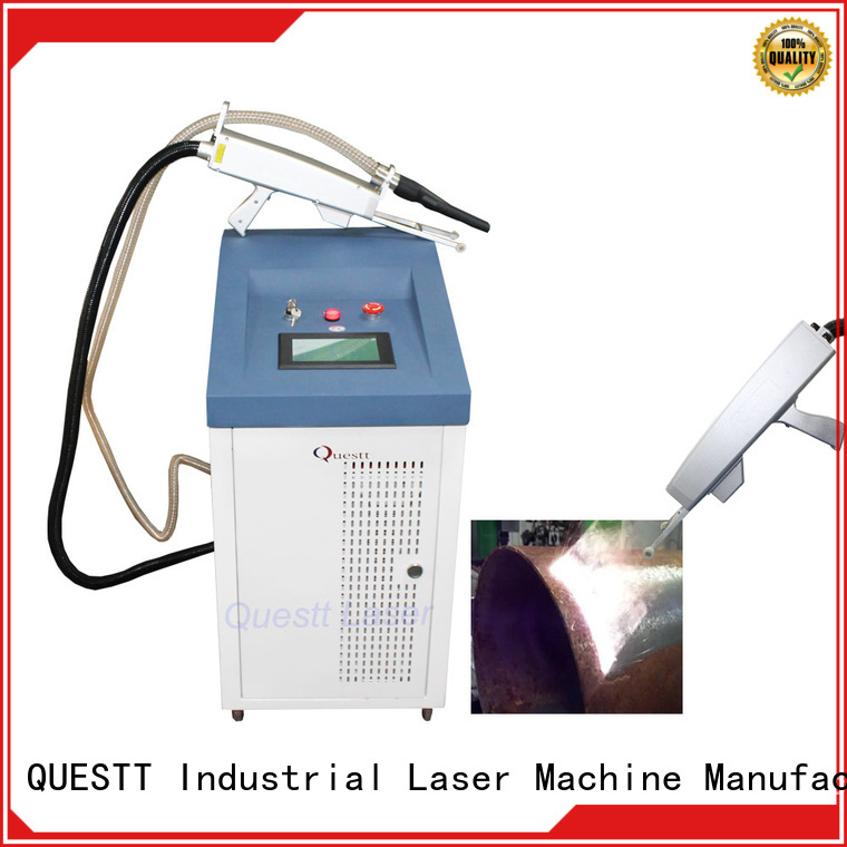 High-quality laser rust cleaning machine price Factory price for medical