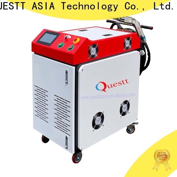 QUESTT High quality laser jewelry repair machine price