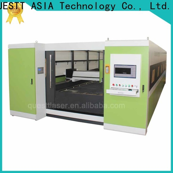 QUESTT small laser engraving machine price factory for Metal sheet