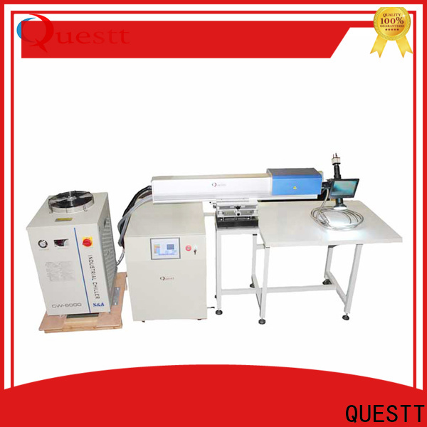 QUESTT hand held etching machine company for welding of tin, copper