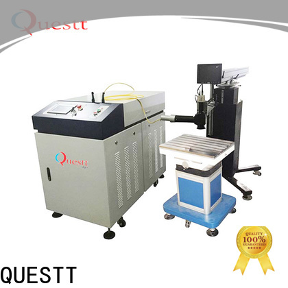QUESTT High-quality handheld laser etching machine from China for electrical products