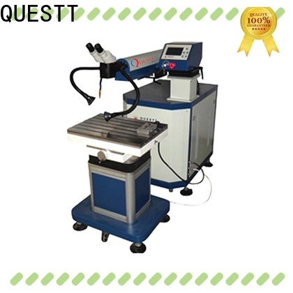 QUESTT laser welding machines for mold repair Chinese producer for toys