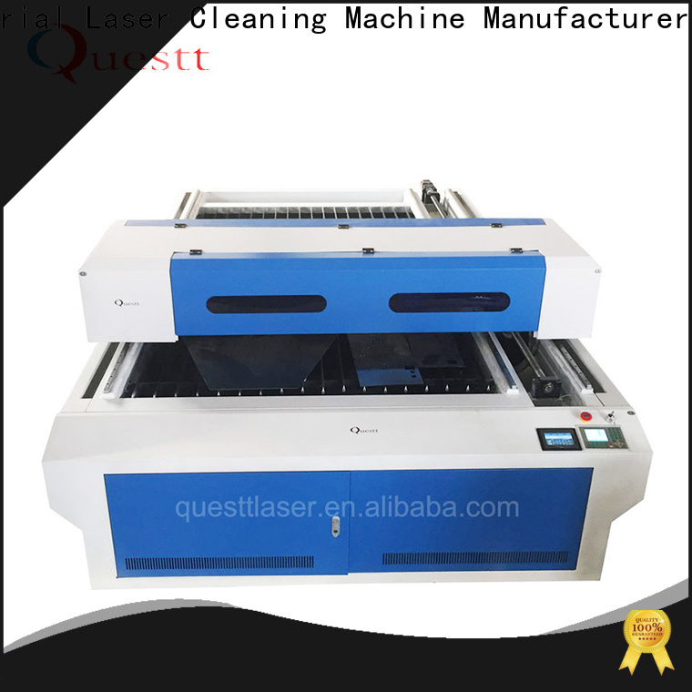 QUESTT convenient maintenance industrial laser cutter in China for laser cutting Process