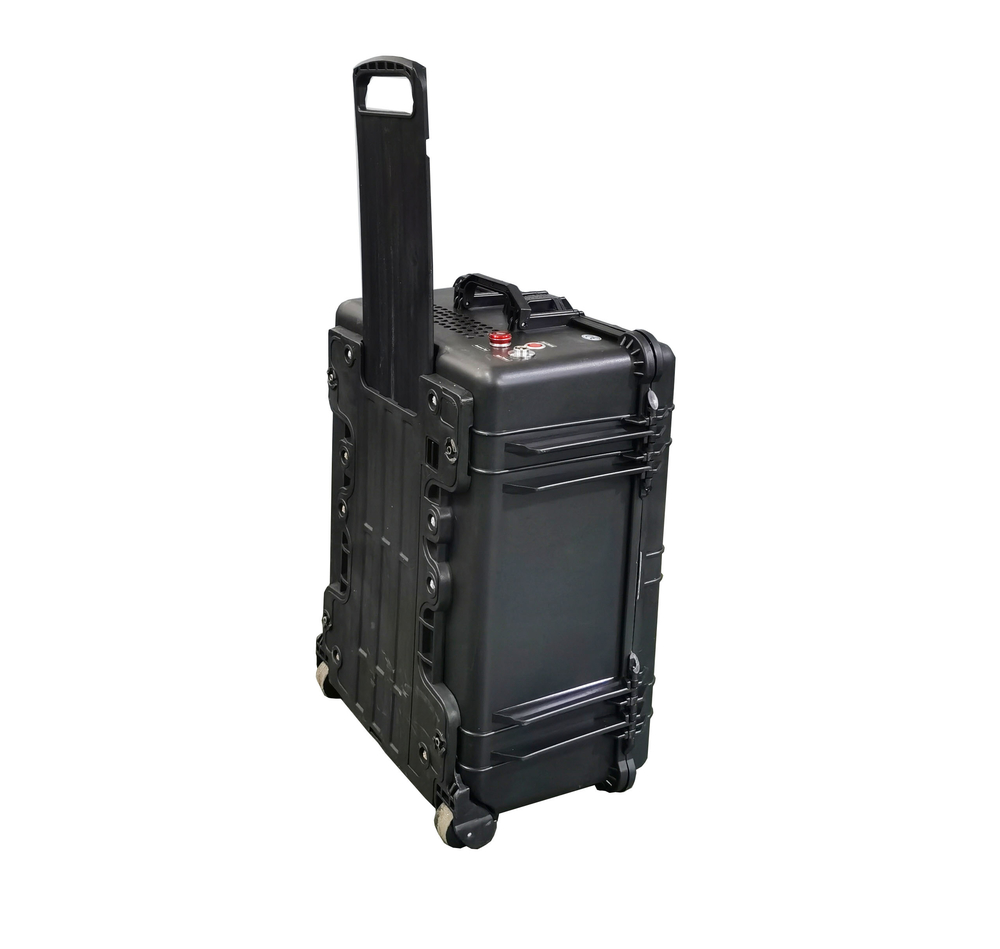 Best Price 50W 100W Rust Removal Surface suitcase laser cleaning machine