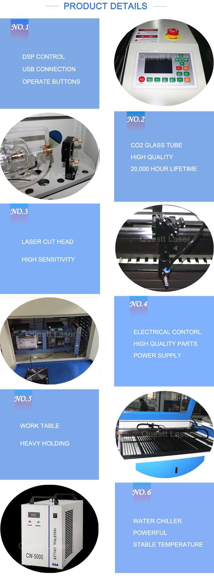 product-1300mmx900mm Universal laser engraving machine 150w co2 laser cutting machine laser printer