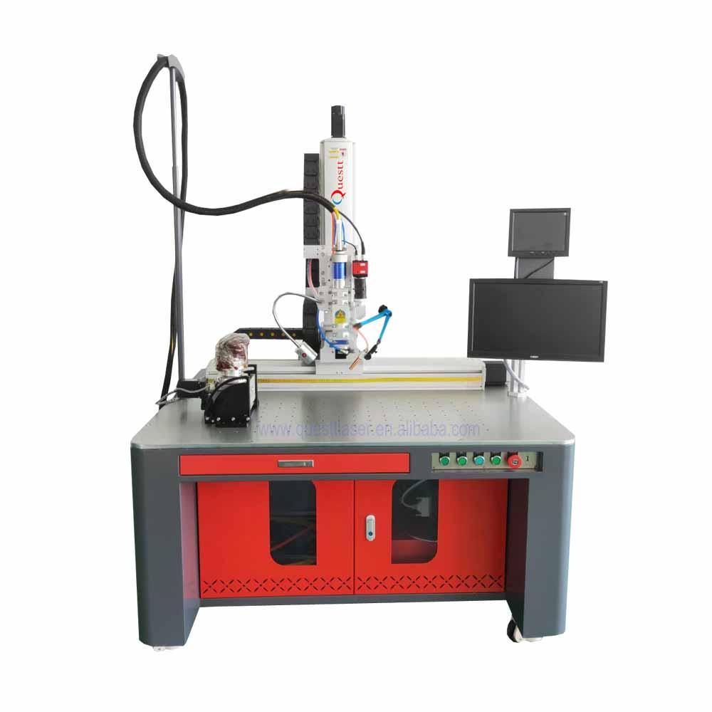 product-QCW high speed scanner laser welding machine automatic welding machine-QUESTT-img