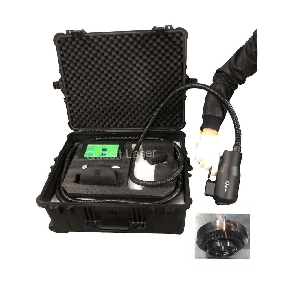 2D Scanner Fiber Laser Cleaning Machine