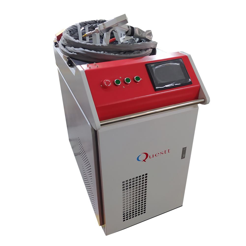 fiber wire feeding handheld laser welding machine 1500w 2000W laser soldering for stainless steel