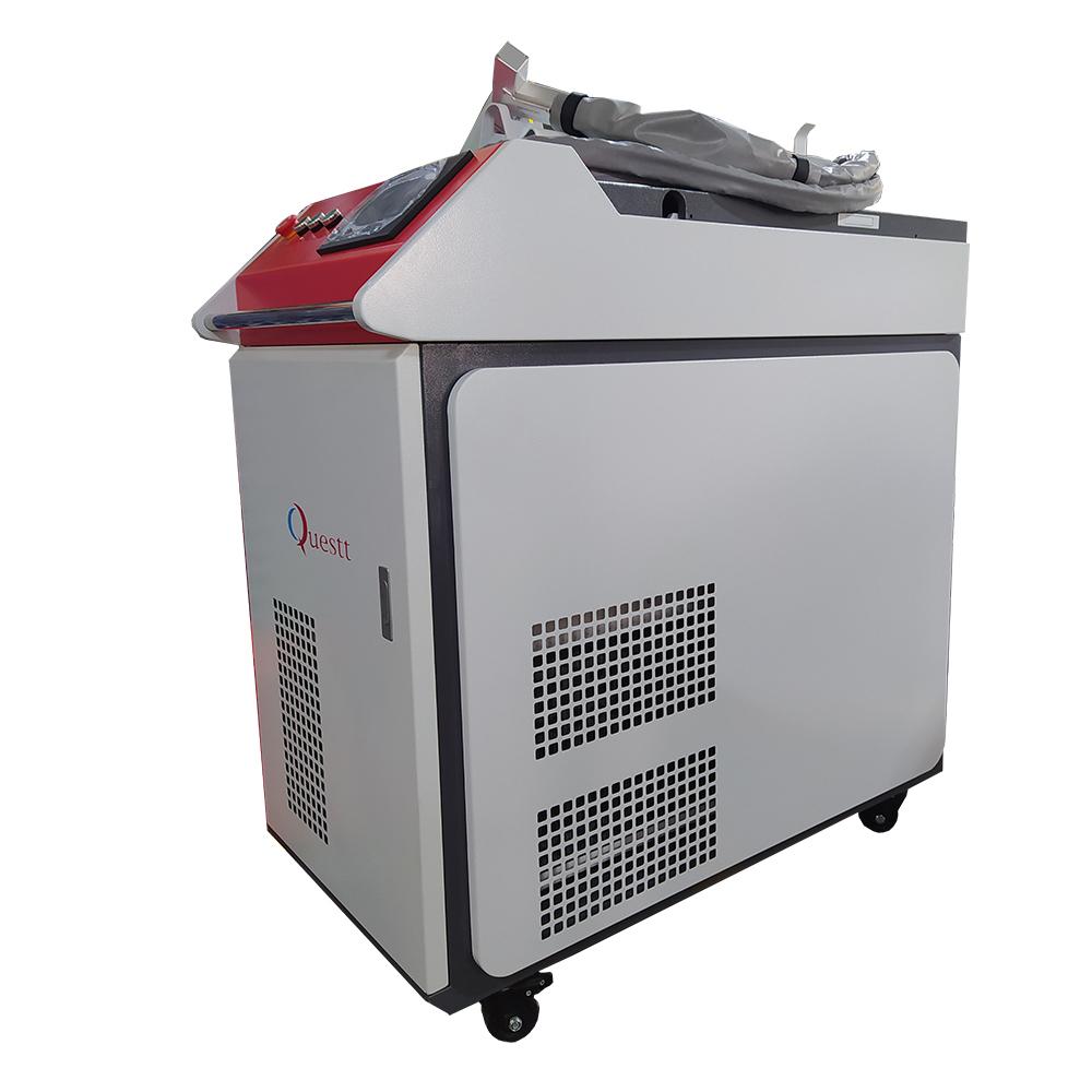 1kw 1.5kw 2kw Handheld fiber laser welding machine for stainless / carbon steel with best price