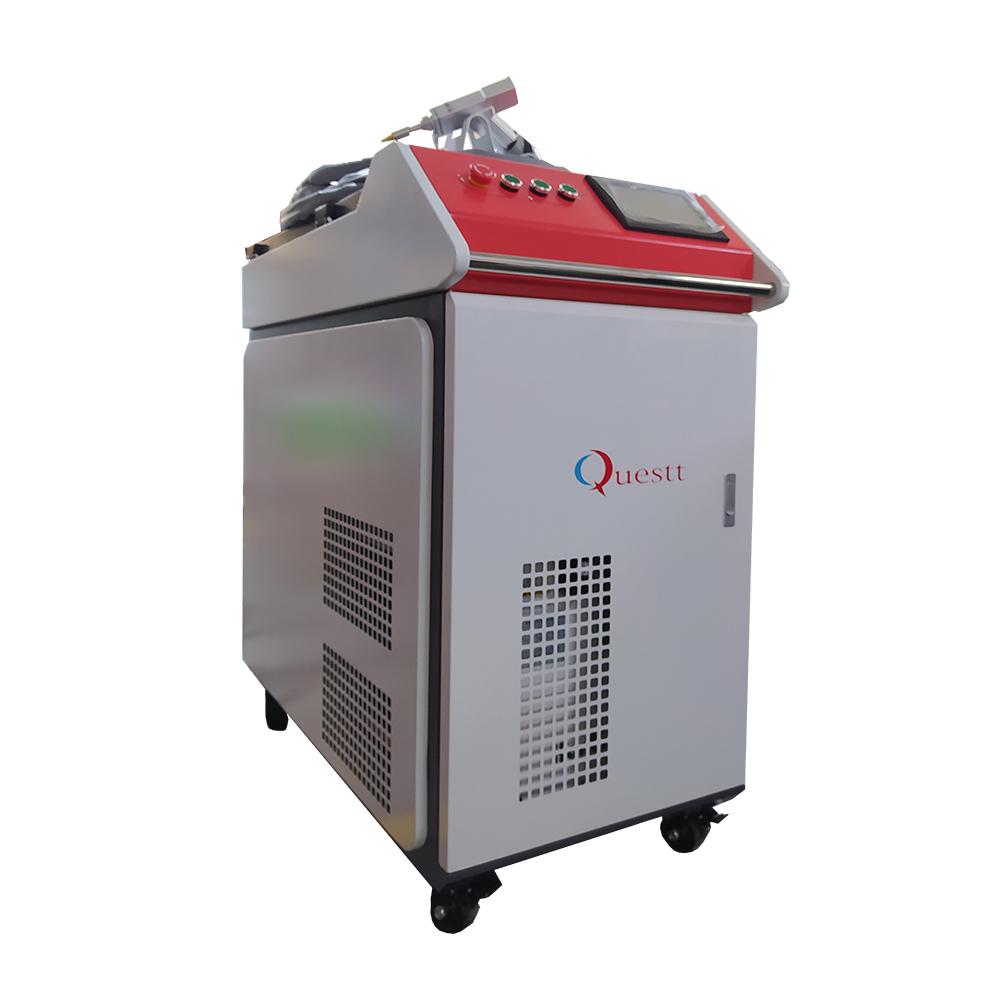 product-QUESTT-High Productivity Welder Laser 500W 1000W 1500W 2000W Fiber Laser Optic Welder Channe