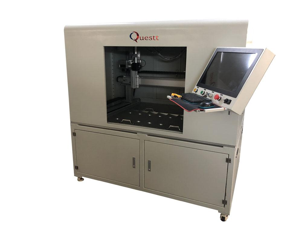 news-QUESTT-Automation laser marking machine is well packed and shipped out-img