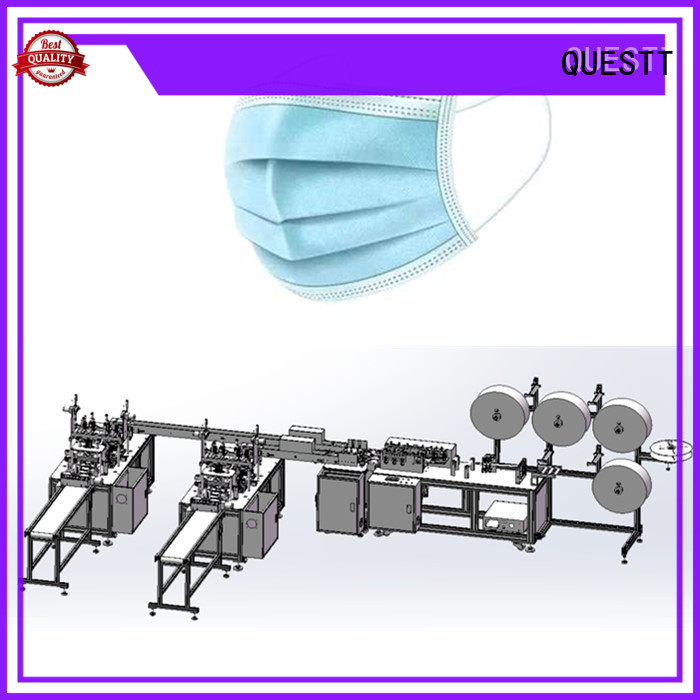 high efficiency best industrial automation equipment from China long-term work in a hazardous environment
