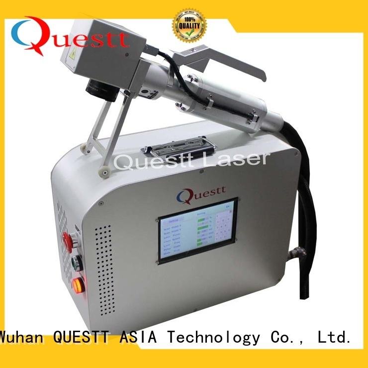 Portable laser sandblaster price factory for aerospace, automotive