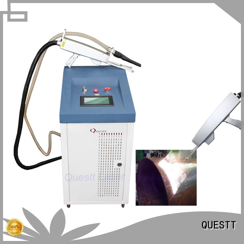 Simple operation laser metal cleaner price from China For Cleaning Oxide