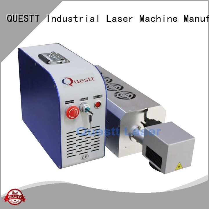 QUESTT laser marker for sale company for laser marking industry
