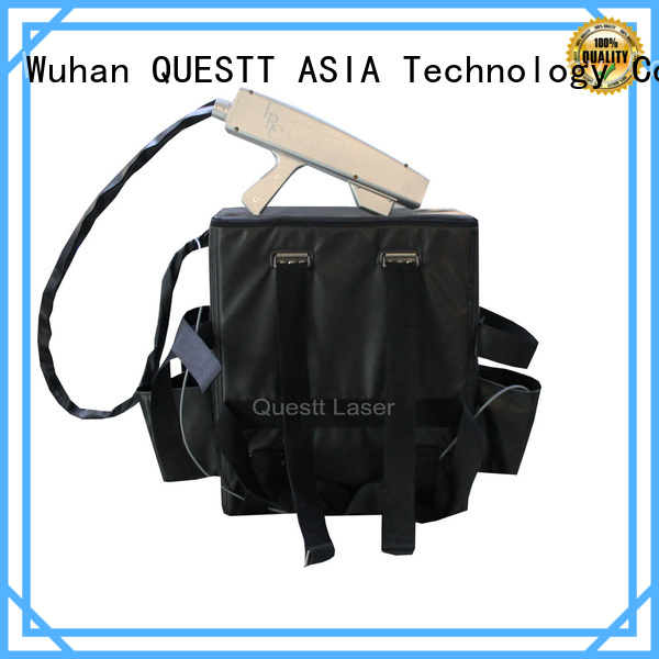 High quality laser rust cleaning machine China For Cleaning Rust