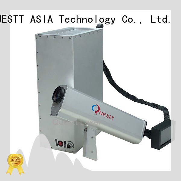 QUESTT Easy to install laser clean all price custom For Cleaning Rust