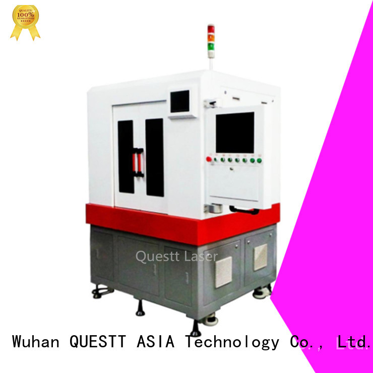 QUESTT laser cutter equipment manufacturer for laser cutting