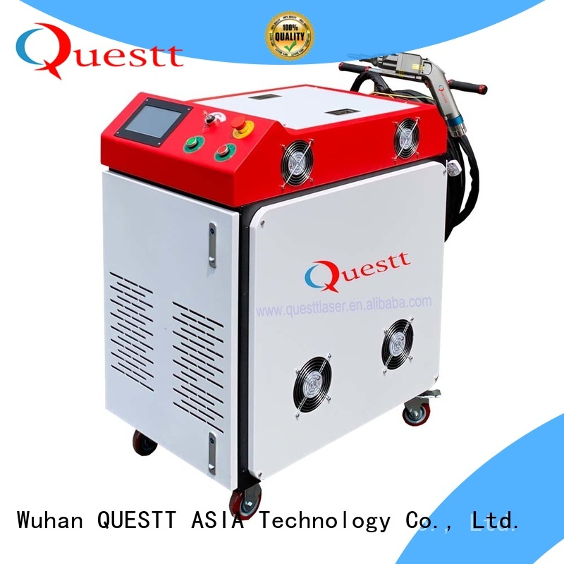 Portable handheld co2 laser cutter China for aerospace equipment